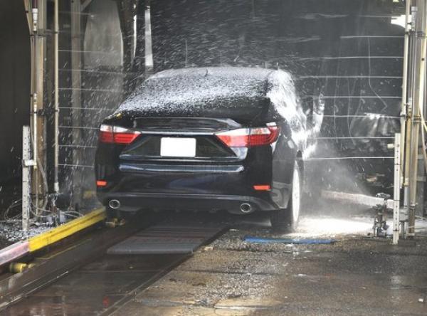 حضيو روسكم...اختفاء سيارة من محل لغسل السيارات وهوية اللص تثير الاستغراب!