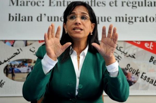 """الملك محمد السادس يعين """"أمينة بوعياش"""" رئيسة للمجلس الوطني لحقوق الإنسان"""