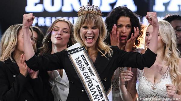 ملكة جمال ألمانيا الأكبر سنا منذ تأسيس المسابقة!