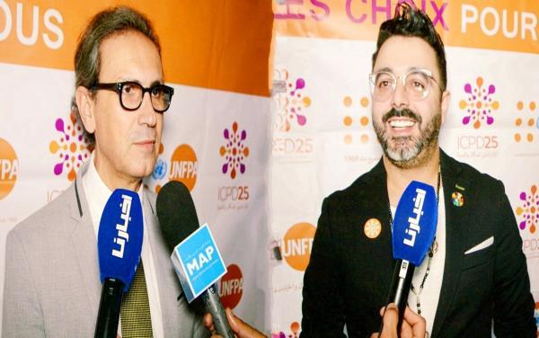 """اختيار الفنان المغربي """"أحمد شوقي"""" لإحياء حفل اختتام حدث دولي ستشارك فيه شخصيات بارزة من أنحاء العالم (فيديو)"""