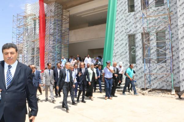 وزير الصحة في زيارة عمل ميدانية لجهة بني ملال خنيفرة وتوقيع بروتكول اتفاقية للشراكة والتعاون