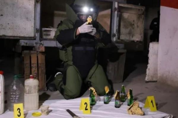 تداعيات تفكيك الخلية الإرهابية الأخيرة ..العثور بتمارة على عربة تبريد تحتوي على مواد متفجرة وقابلة للاشتعال (صور)