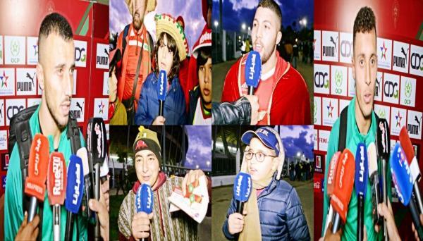 """بالفيديو : """"أخبارنا"""" يرصد تفاصيل من مقابلة """"المغرب-موريتانيا""""  لم يشاهدها الجمهور المغربي على """"الشاشة"""""""