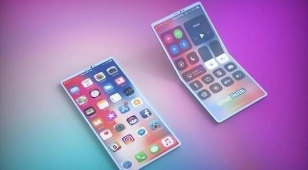 أبل تخطط لصناعة آيفون قابل للتوسيع مع شاشة قابلة للف