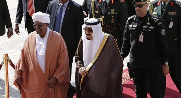 السعودية تدخل على الخط في أزمة الانقلاب العسكري في السودان وهذا ما قررته