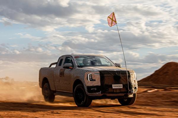 سيارات: تقديم الجيل المقبل من فورد رينجر