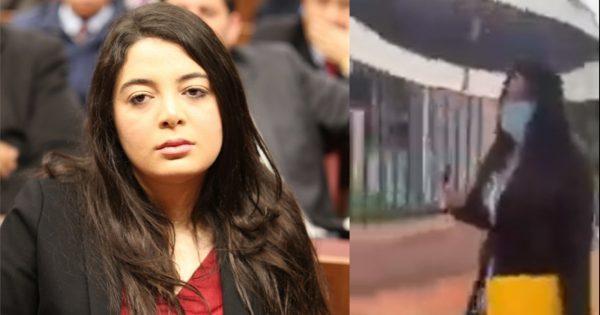 """""""منيب"""" تقصف أصغر برلمانية في المغرب وتطالب النيابة العامة بالتحقيق في الأموال التي تحصلت عليها بدون عمل"""