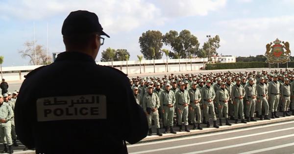 تغيير هام جدا يطرأ على مباريات الولوج إلى سلك الشرطة بالمغرب