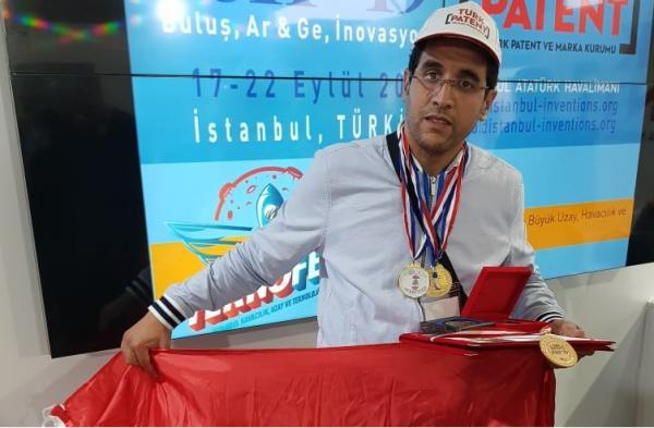 إسطنبول: المغرب يفوز بميداليتين ذهبيتين وسبع جوائز في معرض اسطنبول الدولي للاختراع (صورة)