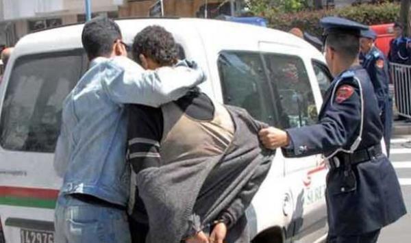 سارق السيارات في قبضة أمن سطات