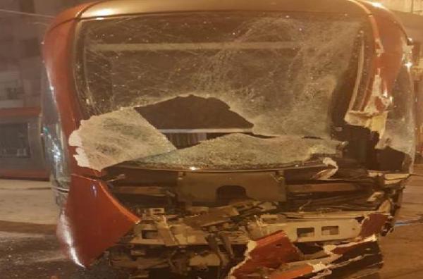 """بعد حادث الاصطدام الخطير.. بلاغ هام من شركة """"ترامواي"""" البيضاء"""