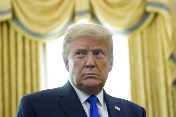 ترامب في خطبة الوداع: سنصلي من أجل نجاح إدارة بايدن