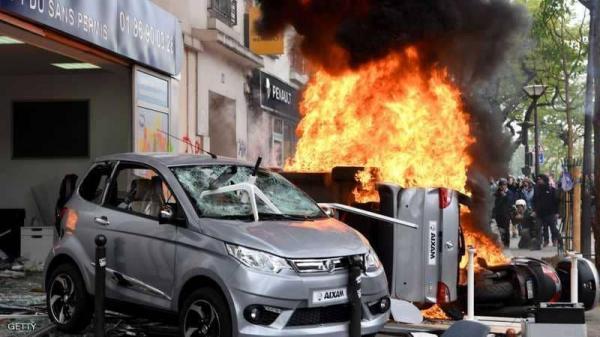 انفجار قوي يهز العاصمة الفرنسية وهذه هي الحصيلة الأولية