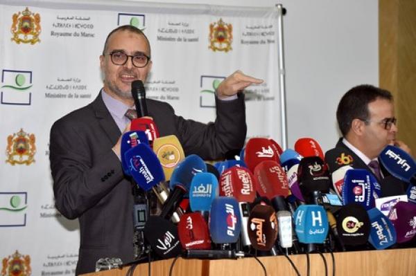 أنباء عن استقاله مدير مديرية الأوبئة محمد اليوبي من منصبه