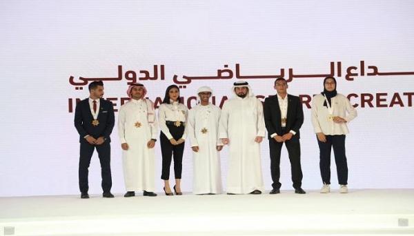تكريم ستة رياضيين عرب منهم بطلة مغربية في مؤتمر الإبداع الرياضي الدولي بدبي