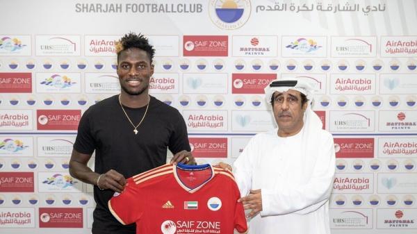 تفاصيل صفقة انضمام مالانغو إلى الشارقة الإماراتي