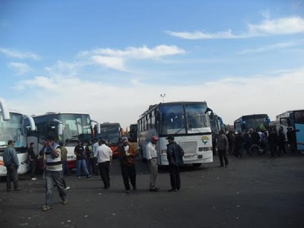 الشرطة بتطوان تضبط ناقل مخدرات على متن حافلة