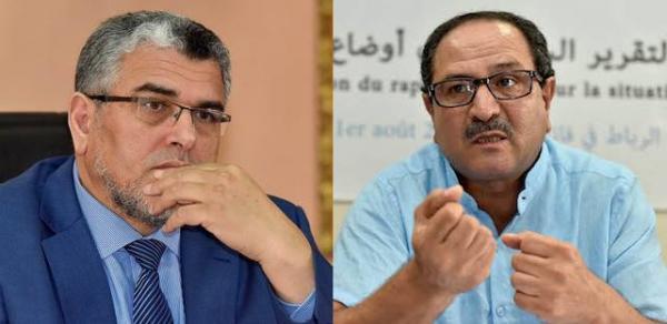 """""""مؤشرات"""" على منع الجمعية المغربية من تنظيم مؤتمرها و""""الرميد"""" يُكذب وهذا رده"""
