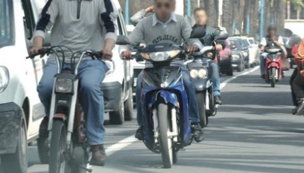 فضيحة: لوحات ترقيم الدراجات النارية لا تنفع في شيء...التفاصيل