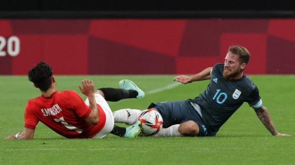 المنتخب المصري يودع أولمبياد طوكيو بعد الخسارة أمام البرازيل