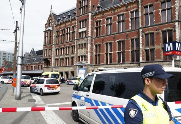 انفجار قرب مركز اختبارات كورونا في هولندا والشرطة تعتقد أنه هجوم متعمد