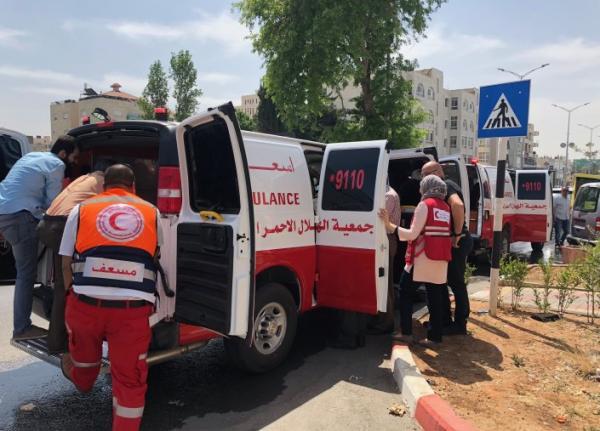 استشهاد شاب فلسطيني برصاص قوات الاحتلال الاسرائيلي شمال الخليل