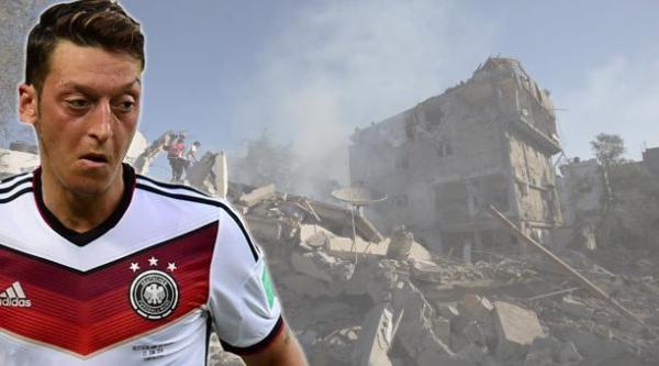 أوزيل وغزة ونحن العرب