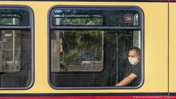 هكذا تريد هيئة نقل ألمانية دفع ركابها لارتداء الكمامة!