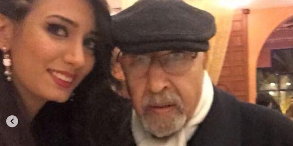 ملكة جمال العرب تكشف عن واقعة مثيرة حدثت قبيل وفاة المحجوب الراجي بساعة واحدة