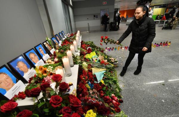 إيران تعرب عن استعدادها لتسليم جثث ضحايا الطائرة المنكوبة إلى أوكرانيا