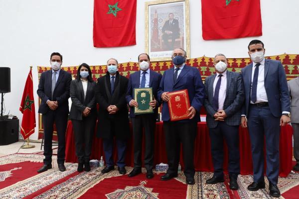 اتفاقية شراكة بين أكاديمية الدارالبيضاء ومؤسسة التراث الثقافي اليهودي المغربي