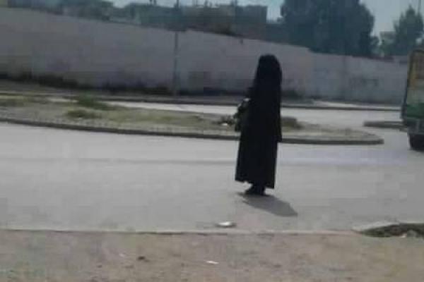 """Résultat de recherche d'images pour """"امرأة منقبة اعتقال"""""""