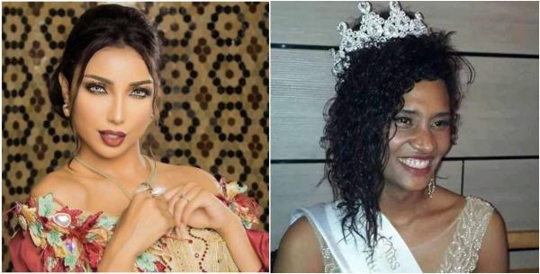 دنيا بطمة تُطلق النار على الساخرين من ملكة جمال الجزائر: يا ريت اللي انتقدوها يكونو جميلات!