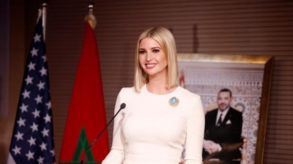 """من المغرب..""""إيفانكا ترامب"""" تكشف عن موقفها من إجراءات عزل والدها"""