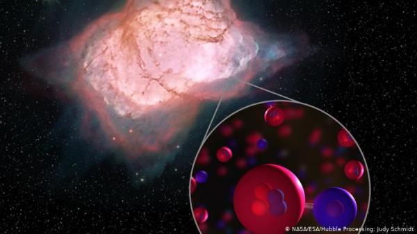 معهد ألماني يكتشف أول جزيء في الكون على بعد 3000 سنة ضوئية
