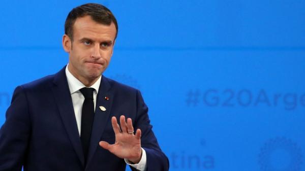 رسميا.. الرئاسة الفرنسية تعلن إلغاء الضرائب على الوقود للعام المقبل وليس تعليقها