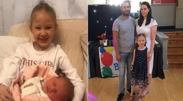 طفلة لم تدم فرحتها طويلا و تفارق الحياة بعد 5 أيام من ولادة شقيقتها