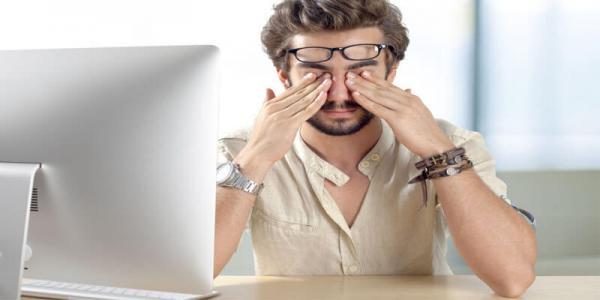 8 نصائح لحماية بصرك من شاشات الكمبيوتر