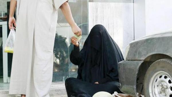 السجن 6 أشهر وغرامة 13 ألف دولار لمن يمارس التسول في السعودية