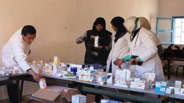 """وزارة الصحة تطلق خدمة """" غير مسبوقة """" لفائدة سكان المناطق المعزولة"""