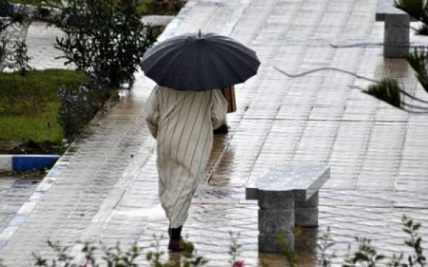 الحمد لله...بداية موسم التساقطات بالمغرب وهذه مقاييس الأمطار المسجلة