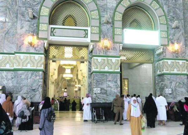 """السعودية تفتح 74 بابا إضافيا للمسجد الحرام في """"الليالي العشر"""""""
