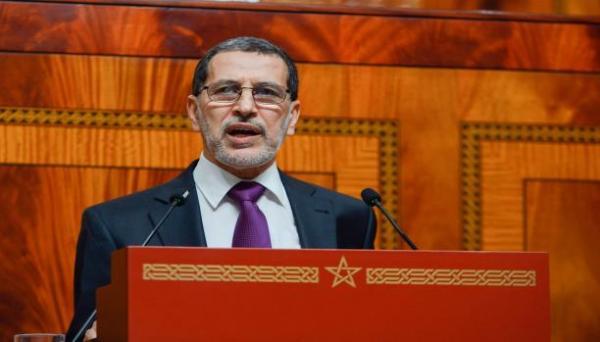 عاجل .. رئيس الحكومة يعتذر للمقاطعين وهذا ما قاله (فيديو)