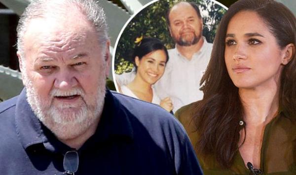والد ميغان ماركل يهدد بمقاضاة ابنته وزوجها الأمير هارى لرؤية أحفاده