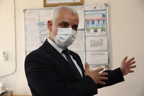 """الوزير """"آيت الطالب"""" يوضح حقيقة توصل المغرب بأول دفعة للقاح كورونا"""