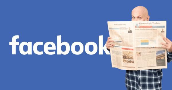 """""""فيسبوك"""" يعتزم إطلاق منصة جديدة لعشاق الأخبار تحمل اسم """"النشرة"""""""
