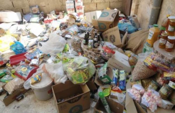 تشديد إجراءات المراقبة خلال شهر رمضان وحجز أزيد من طنين من المواد الإستهلاكية الفاسدة بأسواق هذه المدينة