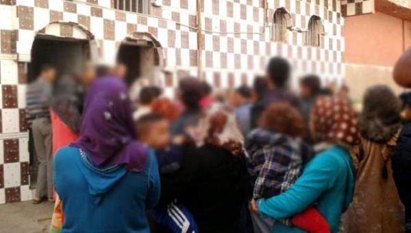 خطير: عصابة إجرامية تهاجم حماما شعبيا بشيشاوة
