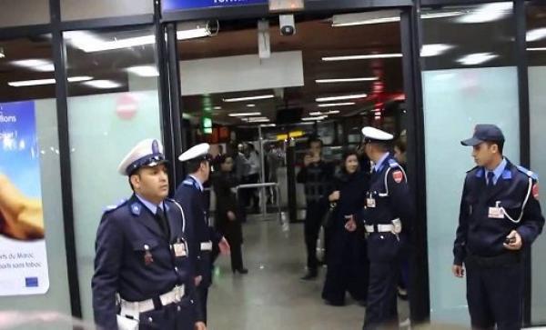 """""""خرطوشة رصاصة"""" تثير استنفارا أمنيا بمطار محمد الخامس"""