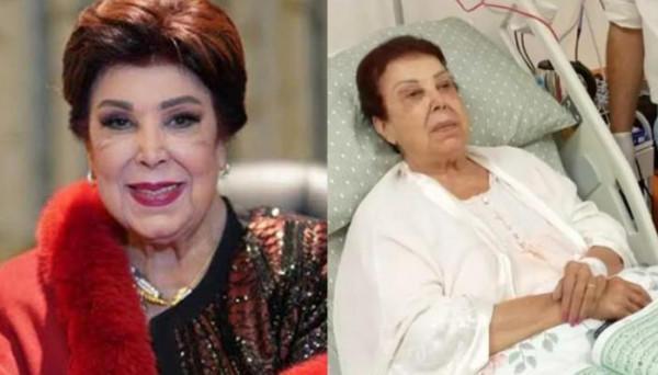 """وفاة """"أيقونة"""" الشاشة المصرية الفنانة رجاء الجداوي بعد معاناة مع فيروس """"كورونا"""""""